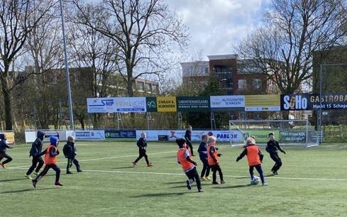 Paastoernooi bij Schagen United