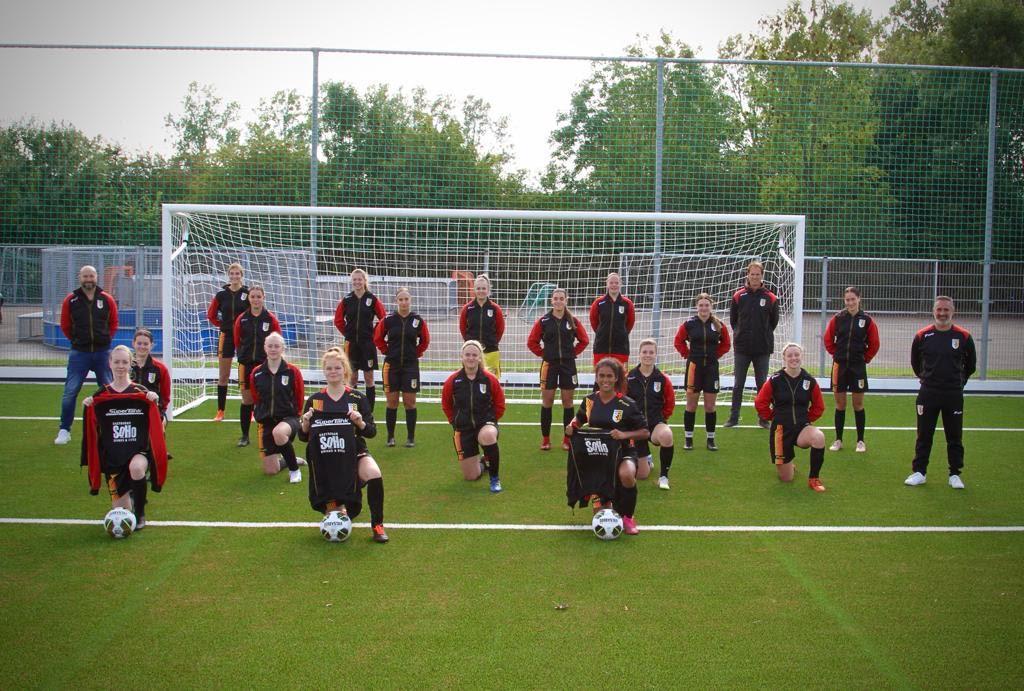 Uitbreiding vrouwenvoetbal